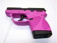 Taurus TCP-738 .380 pistol, Raspberry
