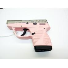 Taurus, TCP-738, .380acp, Pistol, Pink, Stainless