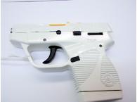 Taurus TCP-738 .380 Pistol, White