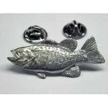 Pewter pin Smallmouth Bass 121
