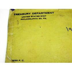 1955 US Mint Proof Set