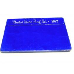 1972 US Mint Proof Set
