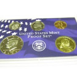 2000 US Mint Proof Set