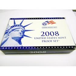2008 US Mint Proof Set