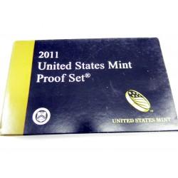 2011 US Mint Proof Set
