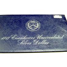 1973 Eisenhower Dollar