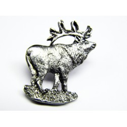 Pewter pin Elk 404
