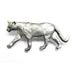 Pewter pin Mountain Lion 426