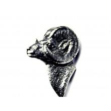 Pewter pin Ram 435