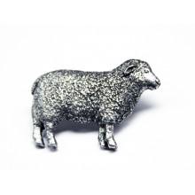Pewter pin Sheep 447