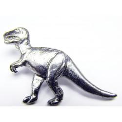 Pewter pin Tyranosaurus 622