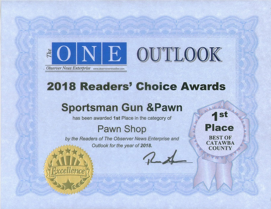 2018 Best Pawn Shop